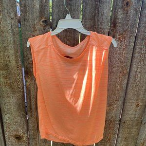 Energy Zome sleeveless workout top size small